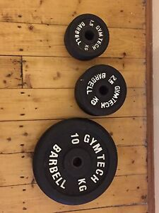 Gym tech weight plates Clovelly Eastern Suburbs Preview