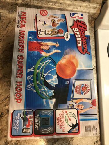 Backyard Sports Mega Morph Super Hoop Steph Curry NBA