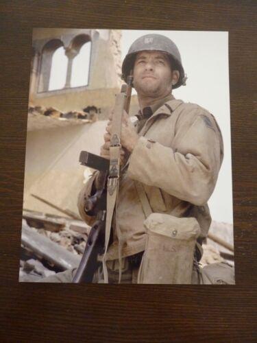 Saving Private Ryan Movie Tom Hanks Color 8x10 Photo