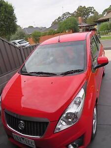 2011 Holden Barina Spark Hatchback- EXCELLENT CONDITION! Oak Park Moreland Area Preview
