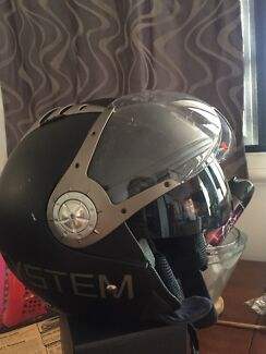 RJ system helmet