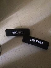 Recaro headrest and seatbelt covers Bonnyrigg Fairfield Area Preview