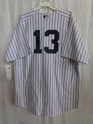 Alex Rodriguez / NY Yankees Adult Majestic Authentic Home Jersey $70 Off SRP NWT Authentic Alex Rodriguez Home Jersey