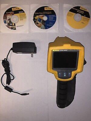 Fluke Tis Building Diagnostic Thermal Imaging Scanner
