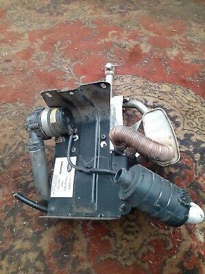 Discovery 3 Webasto Pre Heater