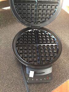 Cuisinart Waffle Maker $25
