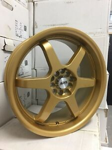 "MAGS 18"" GOLD 5x100 5x114.3 - Neuf"