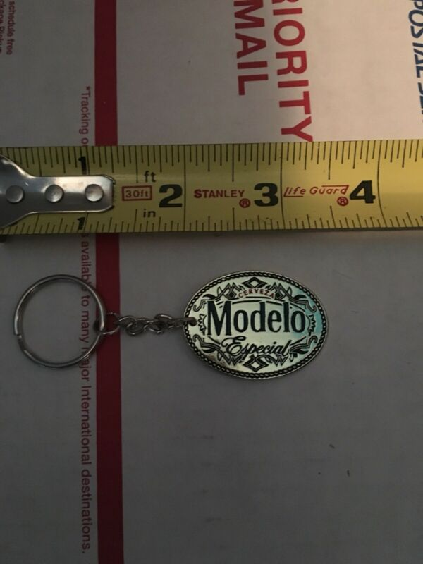 Modelo Especial Metal Keychain