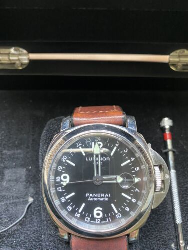Op6524 Panerai Ocean Chronometer Automatic Watch Estate Sale USED .99 Start - watch picture 1