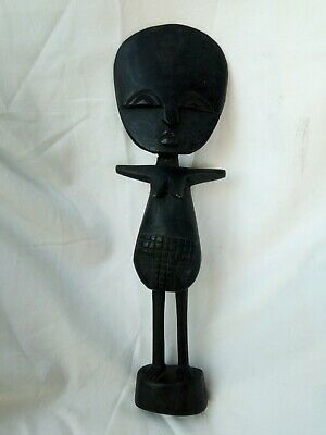 Art First, Sculpture African And Tribale. Doll Ashanti. Ghana. (7)