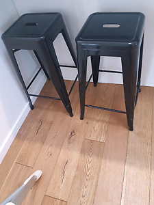Black Kmart Bar Stools Somerville Mornington Peninsula Preview