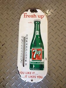 7-up Thermometer
