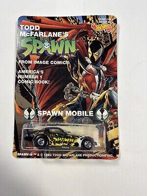 hot wheels spawn 1993 Funny Car Sealed