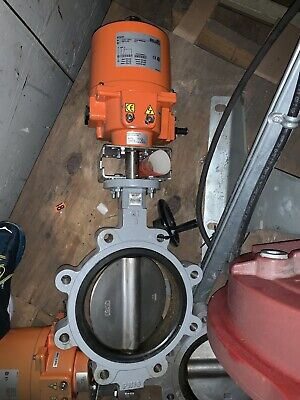 """Belimo F6200HSU +SY3-24, F6G112,  8"""" Butterfly Valve  (2 Available) for sale  Toledo"""