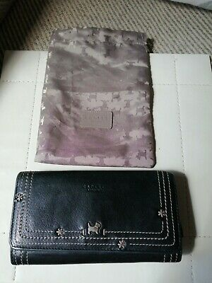 Ladies leather radley purse