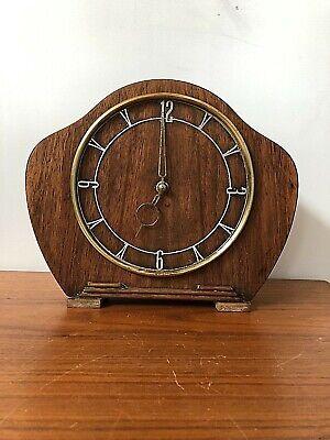 Vintage 1930s Art Deco Clock