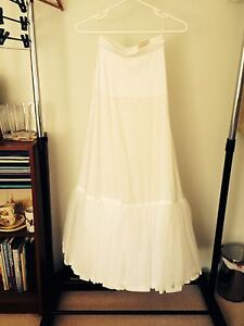 Wedding hoop petticoat Manly West Brisbane South East Preview