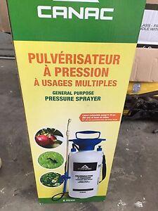 Pulvérisateur à pression