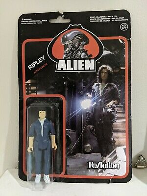 Alien Ripley ReAction Funko 3.75 Inch Action Figure Collectible Toy