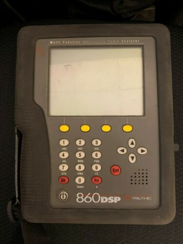 Trilithic 860 DSP Cable Tester--Free Shipping