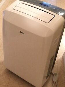 10000 BTU portable air conditioner  - LG1015WSR