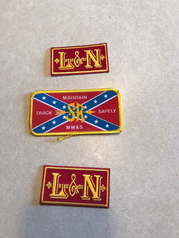 New Old Stock Railroad Patch—L&N And Southern Railroad