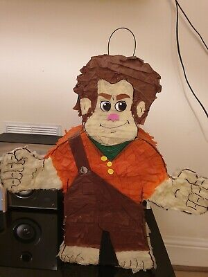 wreck it ralph or vanellope pinata  - Wreck It Ralph Vanellope Party Supplies