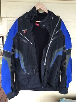 Rallycross Pro Dirt Bike Camel pack Jacket New Brighton Byron Area Preview