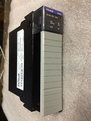 Prosoft For Allen-bradley Mvi56 Fw Rev 1.03 Communications Module Mvi56-bas