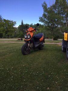 Yamaha b.w.s 50cc