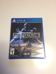 NEW Star Wars Battlefront 2 CD