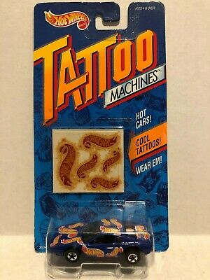 HW 1992 TATTOO MACHINES FERRARI 308 GTB