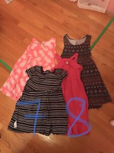 Lot de vêtements fille 6-7-8 ans 2/2