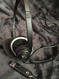 Logitech Headphone/Mic
