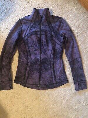 Women's Lululemon Define Jacket size 10