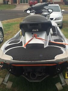 Yamaha fx sho 250hp jetski Green Valley Liverpool Area Preview