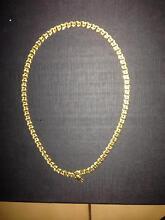 18ct gold necklace Melbourne CBD Melbourne City Preview