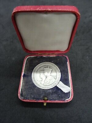 Commemorative Medal for the coronation of George VI and Queen Elizabeth, 1937