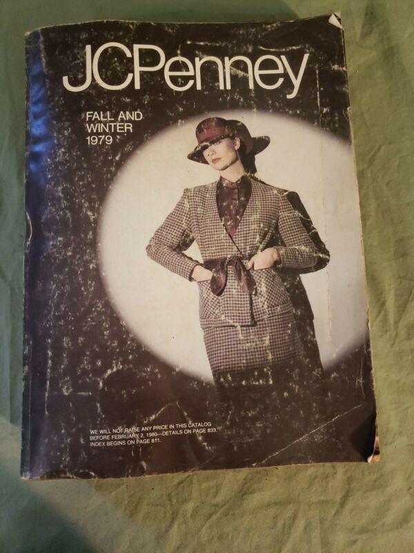 JC Penney 1979 Fall and Winter Mail Order Catalog