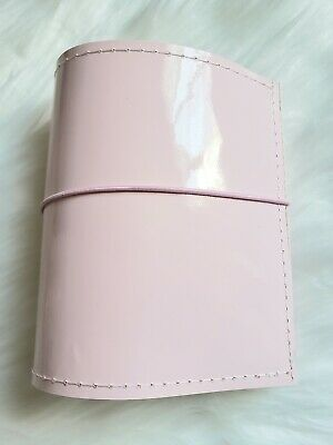 Patent Pink Planner Croco Binder A7 Pocket Chunky Agenda 30mm Ring 6 Organizer