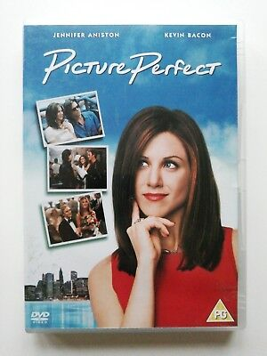 Picture Perfect DVD - Jennifer Aniston, Kevin Bacon - Used VGC B4