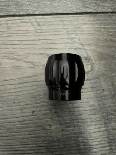 Gloss Black LAPCO Autococker Clamping Twistlock Feedneck STO Intimidator Vintage