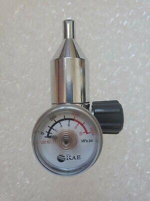 Rae System 0.5lpm Fixed Flow Calibration Gas Regulator C10