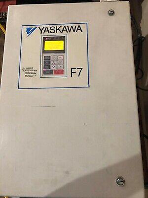 Yaskawa Varispeed Drive Cimr-f7u4015