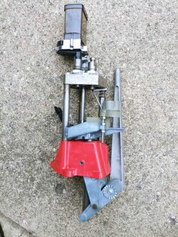 Lee 1000 progressive press 38/357dies and case activated powder measure READ DES