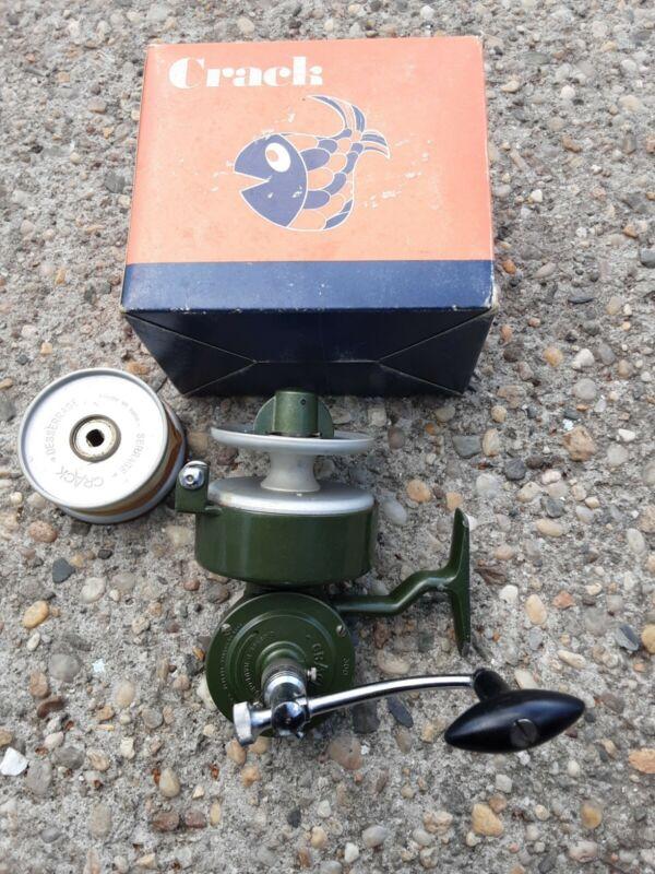 Vintage Spinning Reels,Vintage Crack 300 Green Surf Reel,Crack 300 Reels