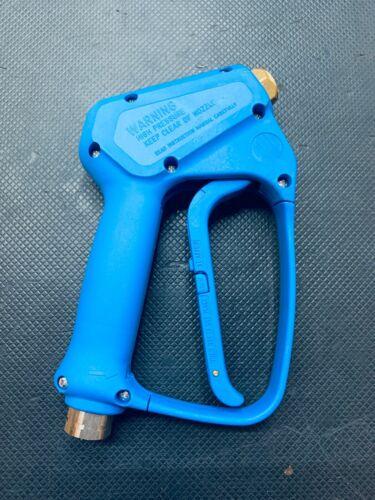 Neon Blue Pressure Washer Trigger Gun St2305 5000psi/12gpm By Suttner * S.STEEL