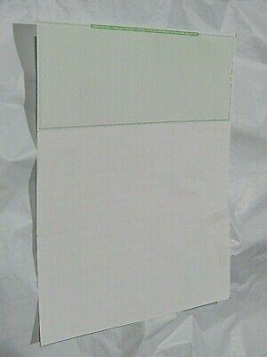 Blank Laser Printer 50 Payroll Checks Top Green 71004gr 50 Envelopes 15900