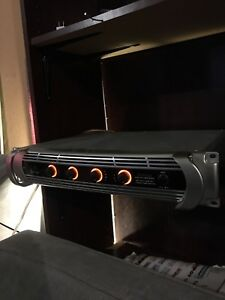 4000w power amplifier class D behringer