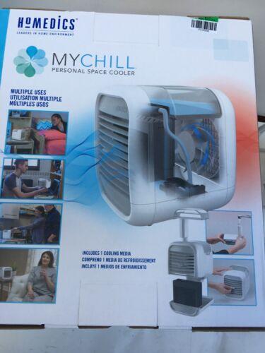 Homedics Portable Air Cooler Mini Personal Space Evaporative